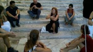 Ιστορικό Αρχείο, Πλατεία Μιαούλη Ερμούπολη Σύρος