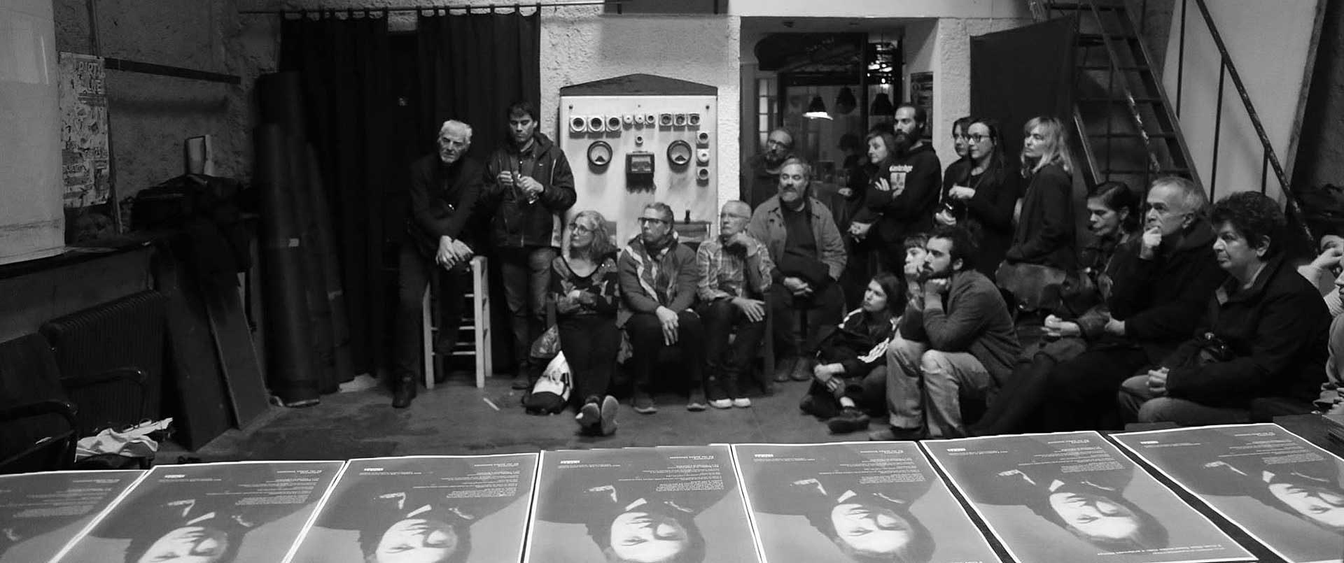 Η συνάντηση-δράση ήταν αφιερωμένη στην Νίτσα -Ελένη Παπαγιαννάκη με το αντάρτικο όνομα Ηλέκτρα